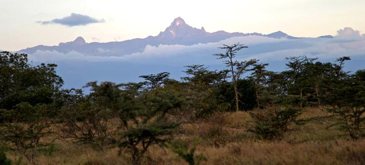 Ol Pejeta Conservancy, Nanyuki, Kenya