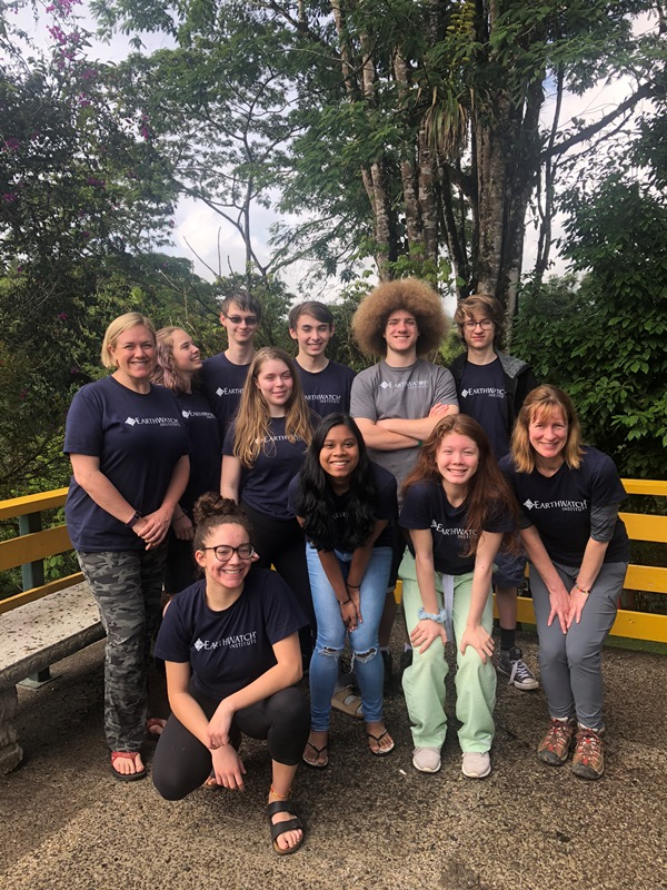 Biology for Life Earthwatch Expedition Fund