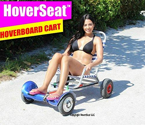 Silla ajustable para malumeta hoverboard hoverseat 551 for Sillas para hoverboard