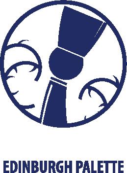 Blue on White - Simple -web
