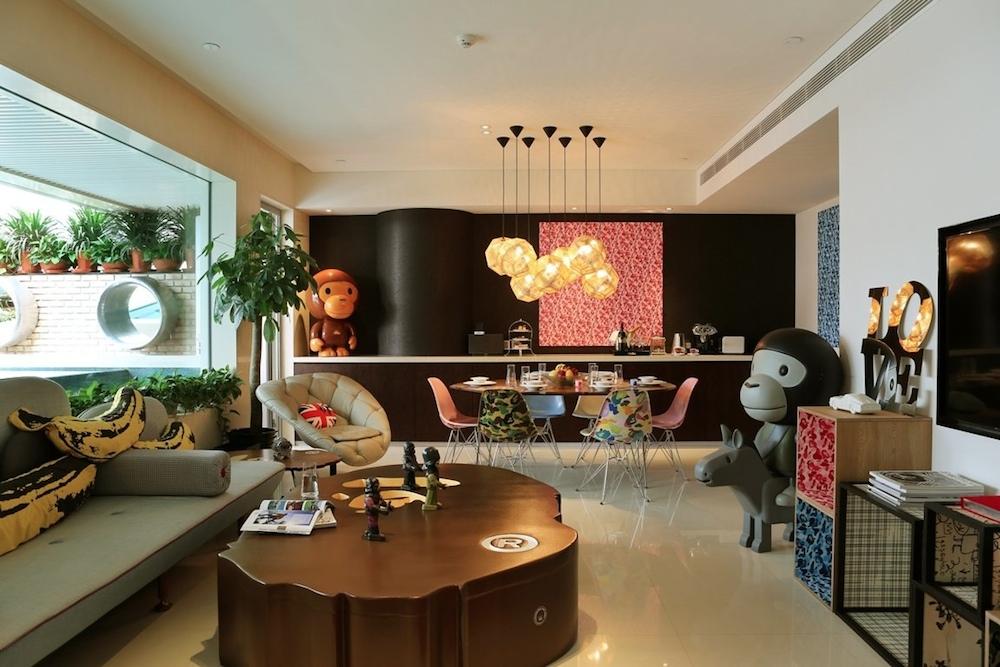 Sustainable Beijing: Hotel Eclat