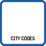 German City Codes
