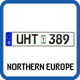 Northern Europe Plates
