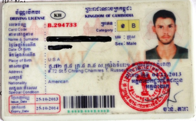 in Cambodia: What Kind of License do I Need?Driving in Cambodia ...