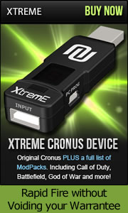 CronusX Rapid Fire Mod - Rapid Fire without Voiding your Warrantee!