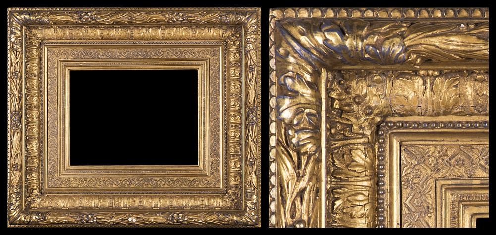 Hudson River School Antique Frames