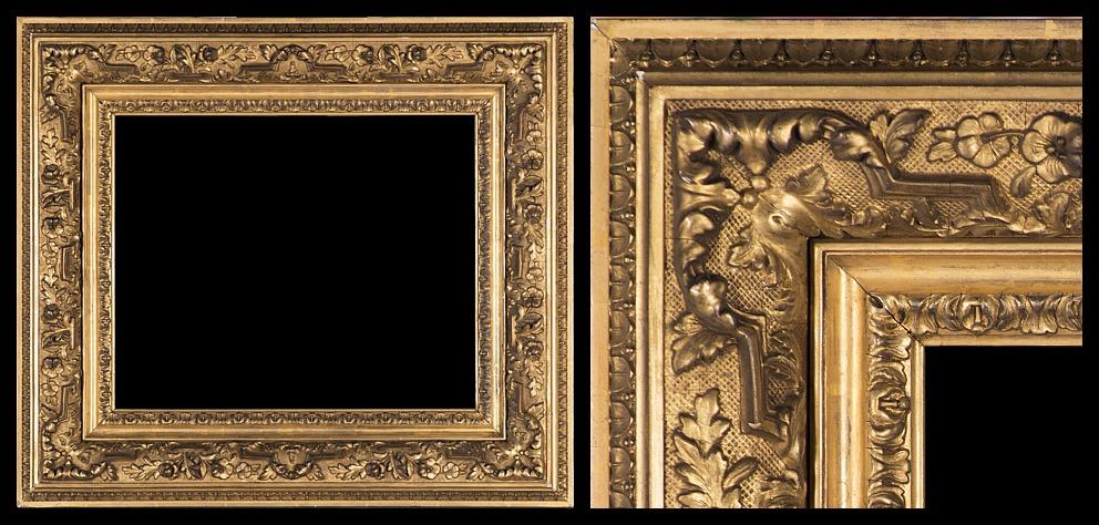 Barbizon Antique Frames