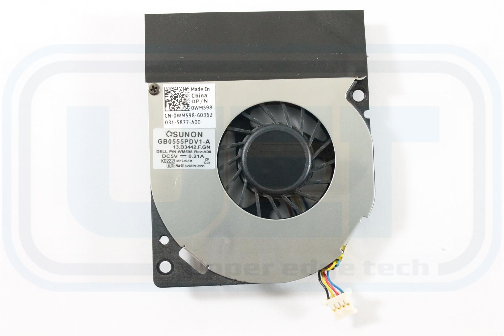 Laptop Fan: Dell Laptop Fan Not Working