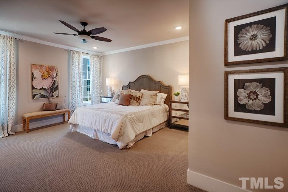 Enjoy the ultimate low-maintenance, luxury living location in Brier Creek.