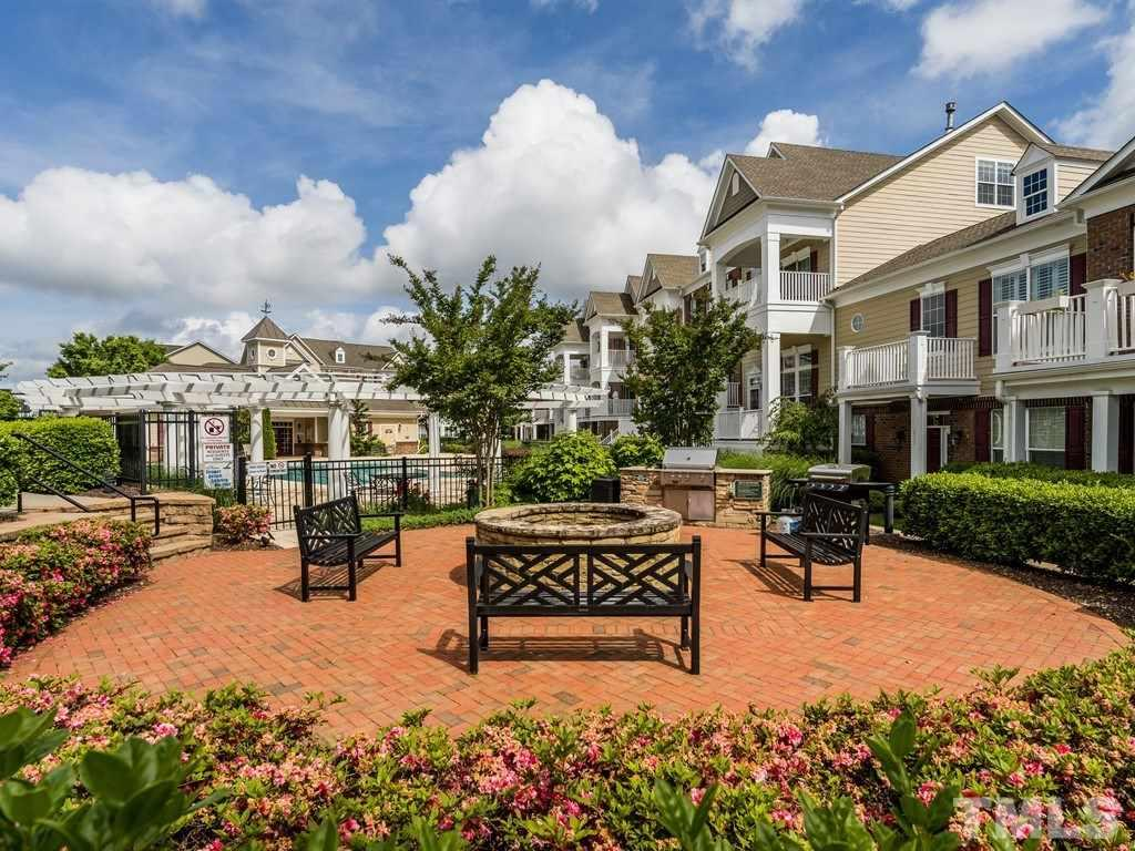 Discover the ultimate low-maintenance, luxury living location in Brier Creek.