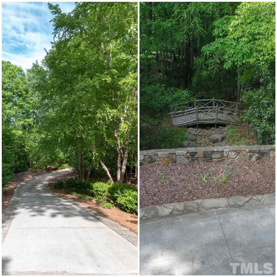Ultimate privacy, seclusion, no city taxes, 3.81 acres yet minutes to everything you could want or need.  Winding driveway is peaceful and serene. One of the best lots in Linville!