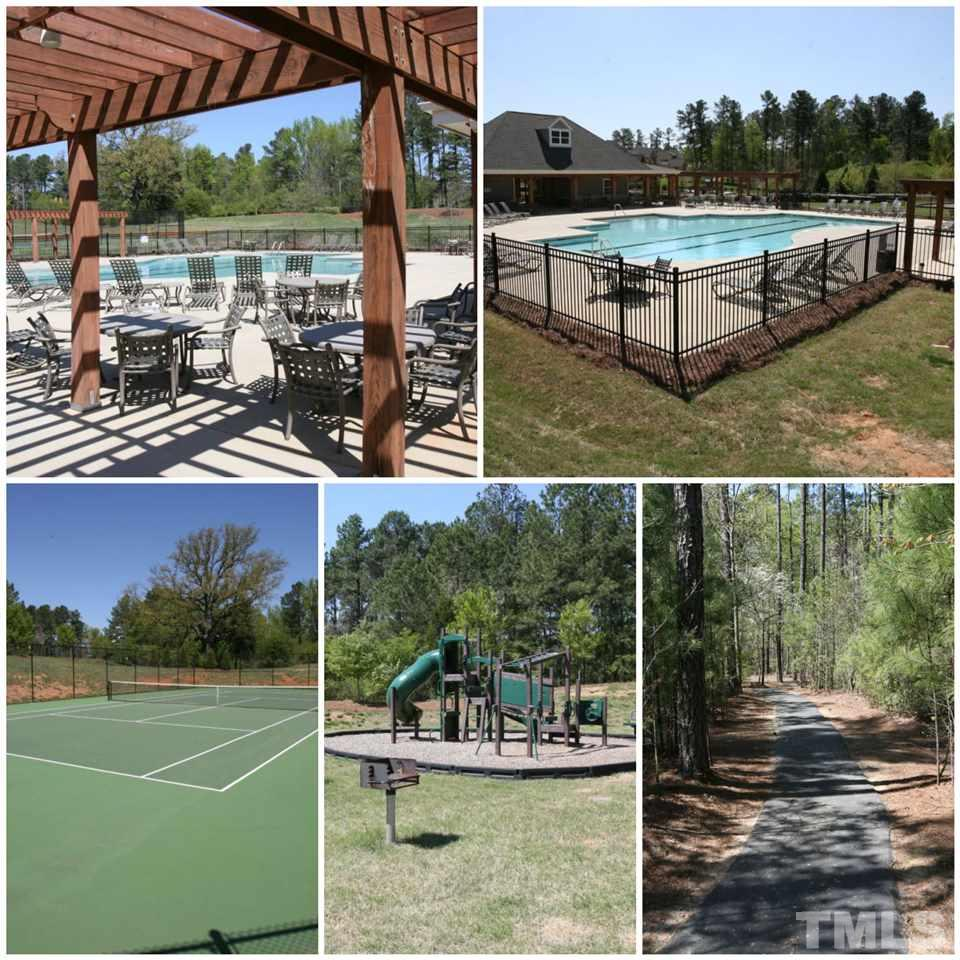 Linville is one of Raleigh's most sought after Gated communities. Community includes walking paths, swim pavilion and tennis courts. Conveniently (approx. 2 mi from I-540) located to RTP/RDU, many restaurants, grocery stores & shopping.