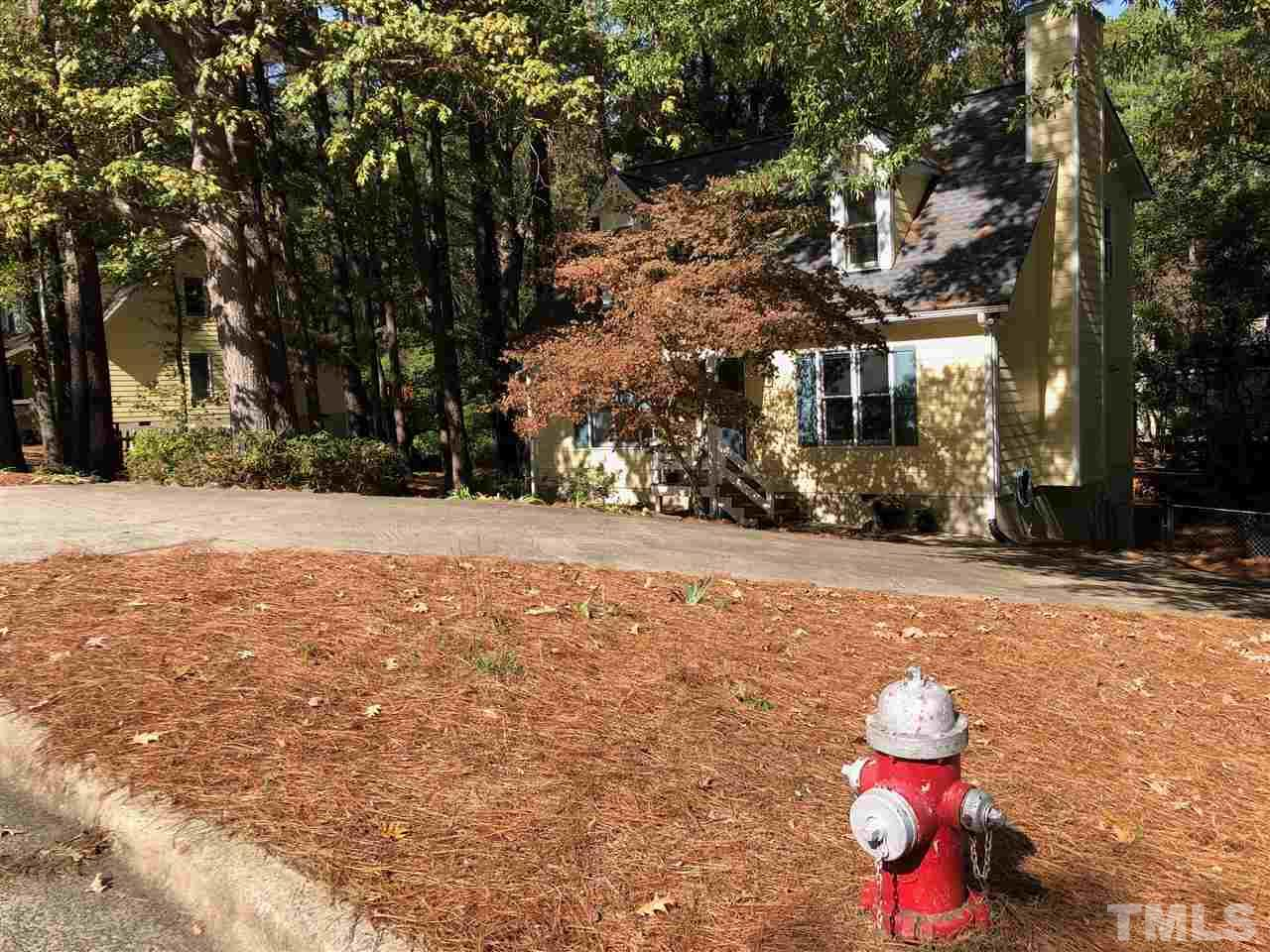 Having a fireplug on the property has been known to have a lowering effect on your homeowners' insurance. Ask your insurance agent for details.