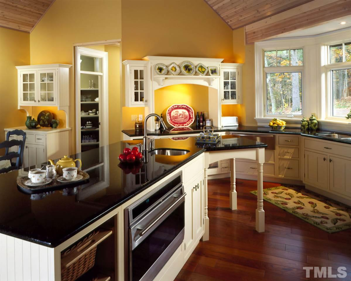 You will want to choose you favorite appliances, cabinets and countertops to make the kitchen your  special place.