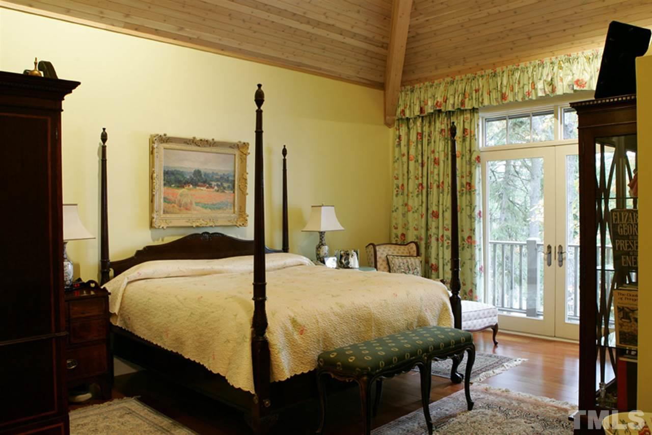 Take full advantage of the views from the Master bedroom that has plenty of room for a sitting area.