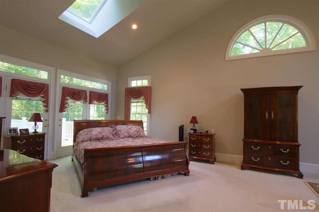 Bedroom. Being used as an office. Has separate entrance, full bath and access to kitchen and laundry.