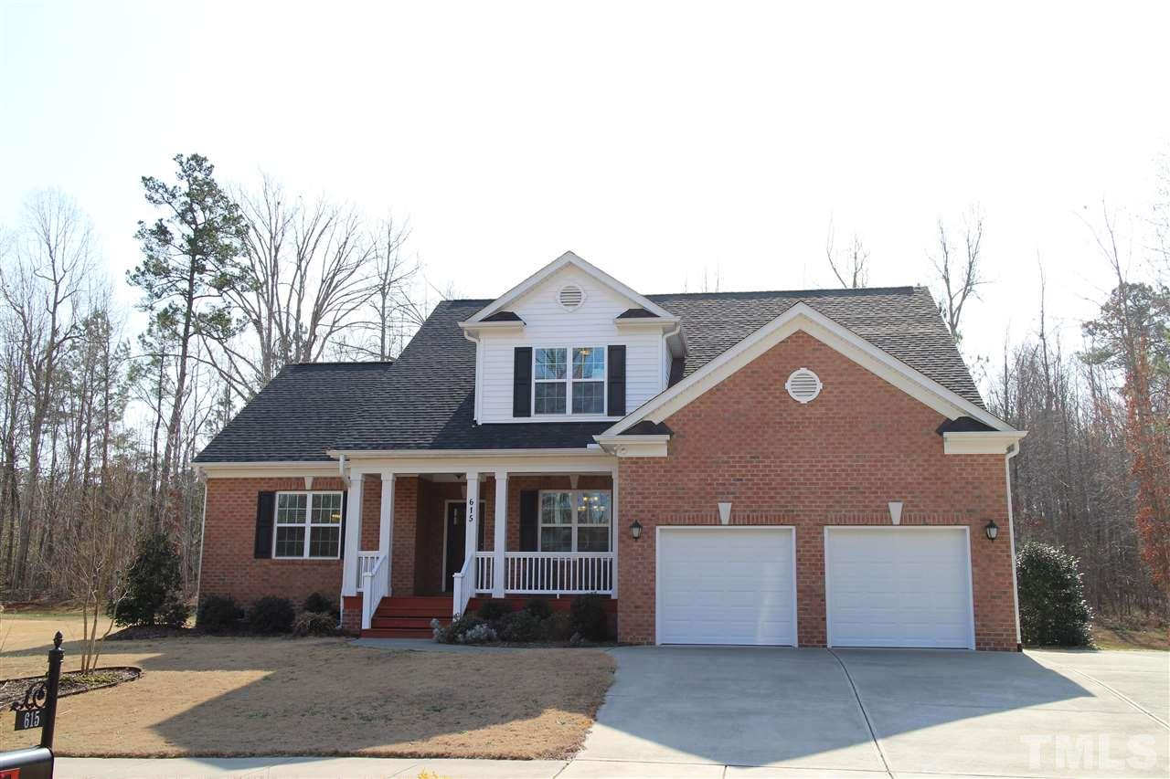 615 Clubhouse Drive, Youngsville