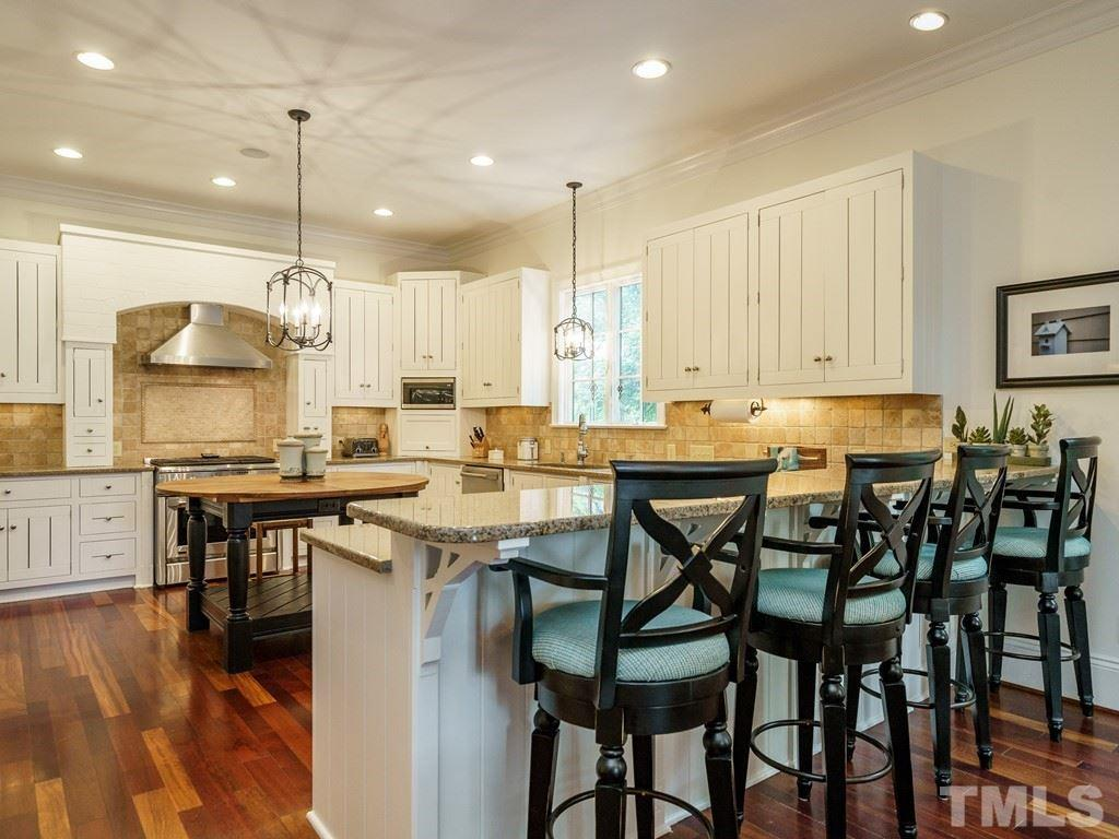 Spacious and efficient, this kitchen is lovely as it is and can easily have custom touches added.