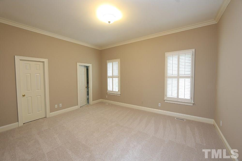 Very nice sized family room. Has door to the wrap around porch.