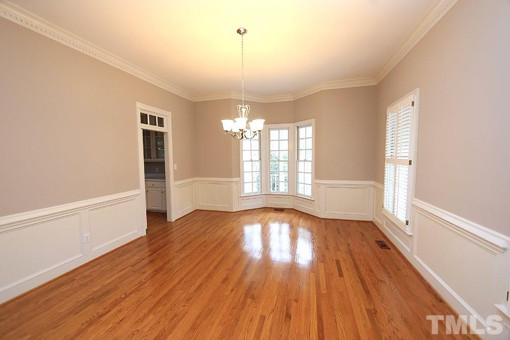 This room would make a wonderful home office.