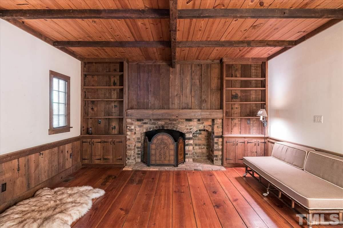 12 inch wide hardwoods, our personal favorite room