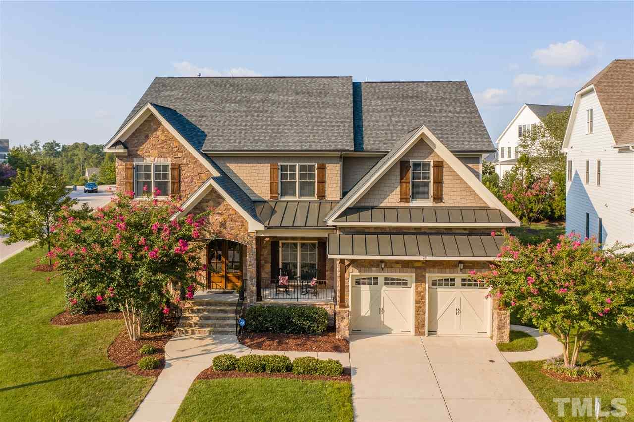 701 Enfield Hill Drive, Cary