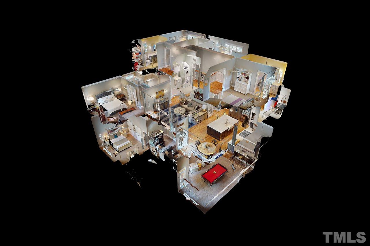 ...in 3-D, see attached documents for Matterport tour