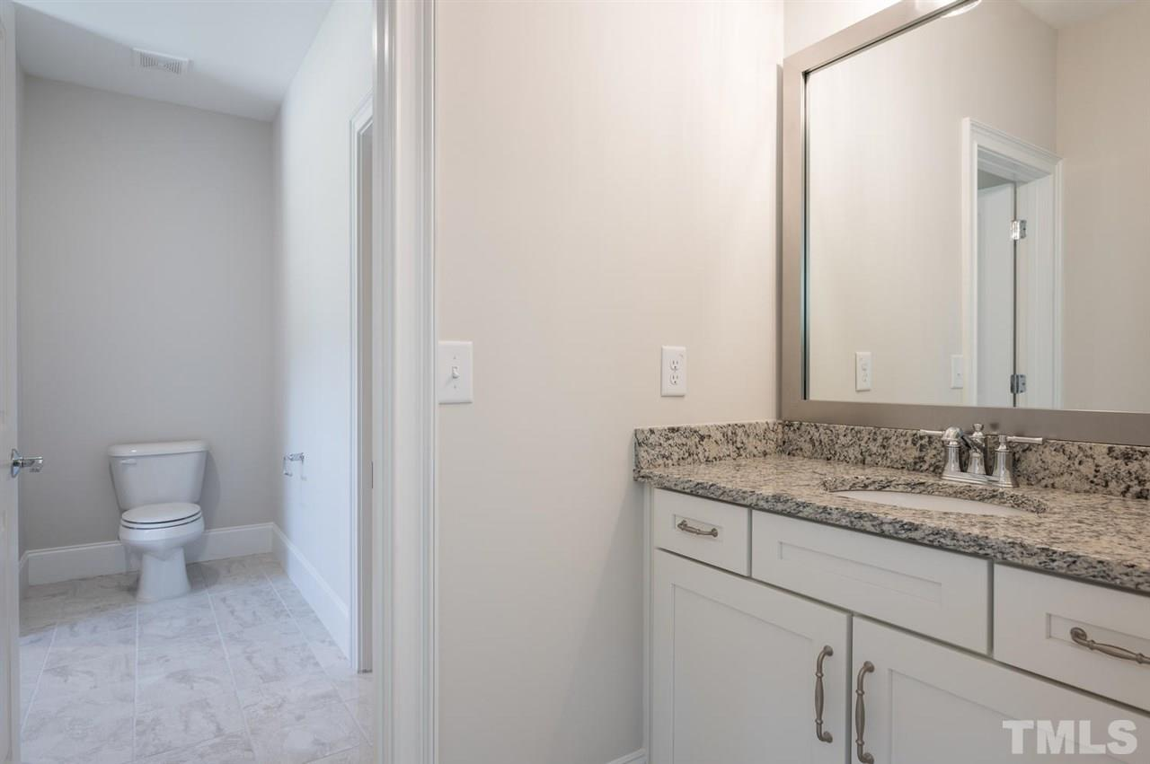 Each with private vanity area!