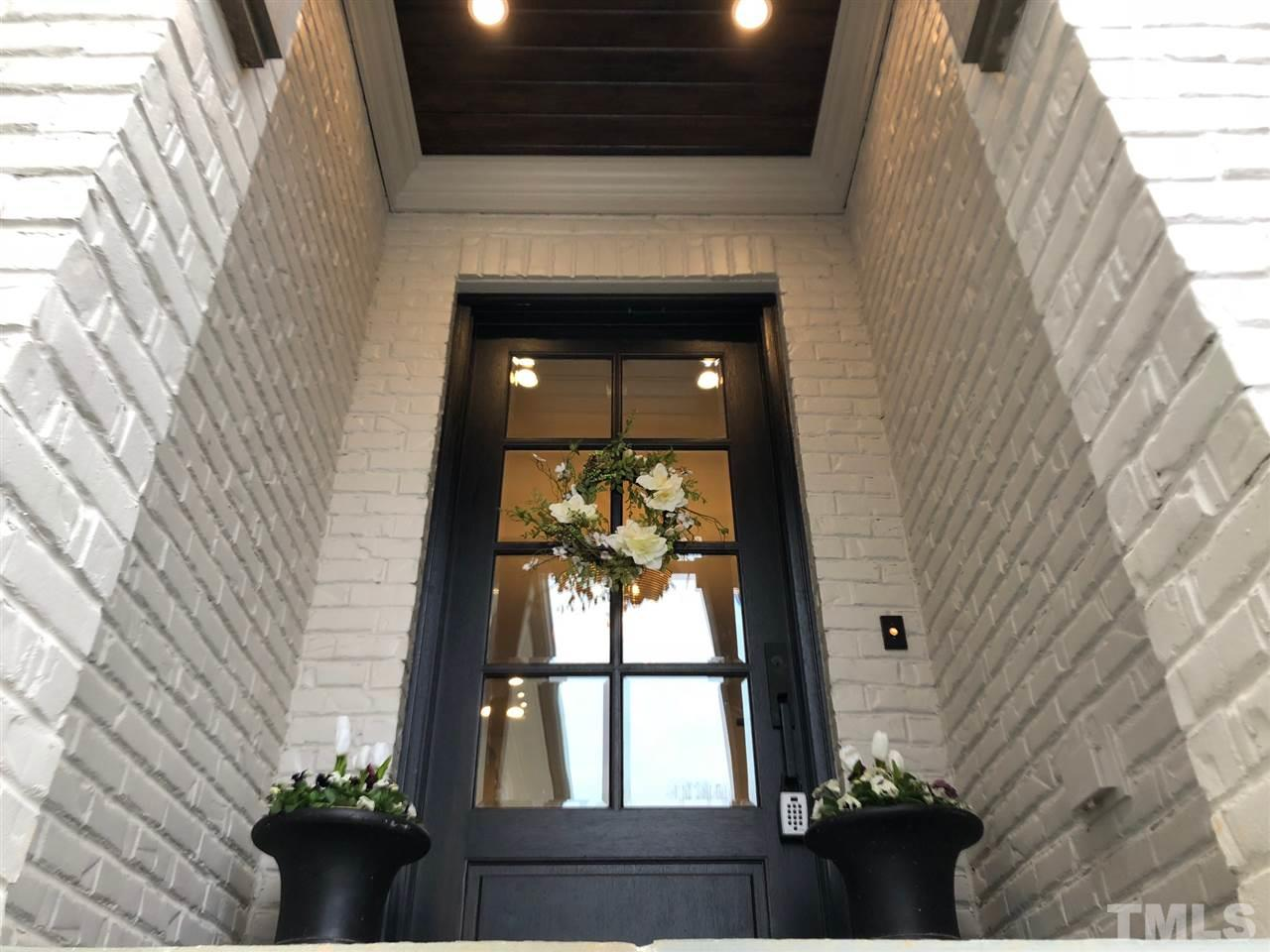 You Will Love The Attention To Detail In This Beautiful Entrance.