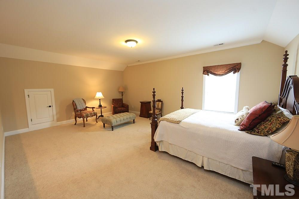 Plenty of space for whatever you need...rec room, craft space, extra TV room or bedroom.
