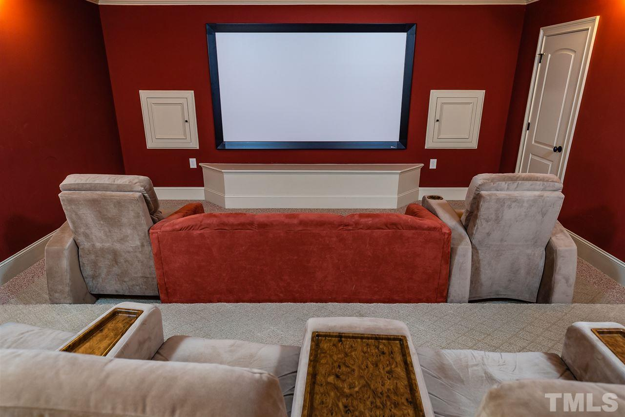 perfect spot for family movie night