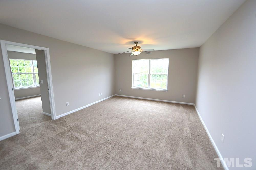 Another view of the bonus room/loft area.
