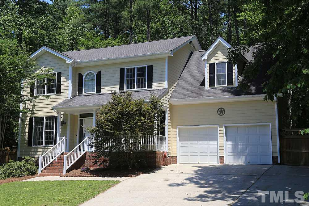 Quiet neighborhood with easy access to I-40 in several directions. Perfectly situated midway between UNC and Duke campuses.