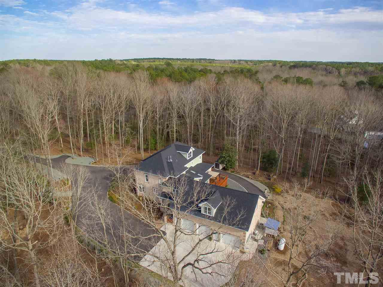 Property is Private and Secluded! Close to White Pines Preserve! Deer & Rabbit fence around perimeter of property!