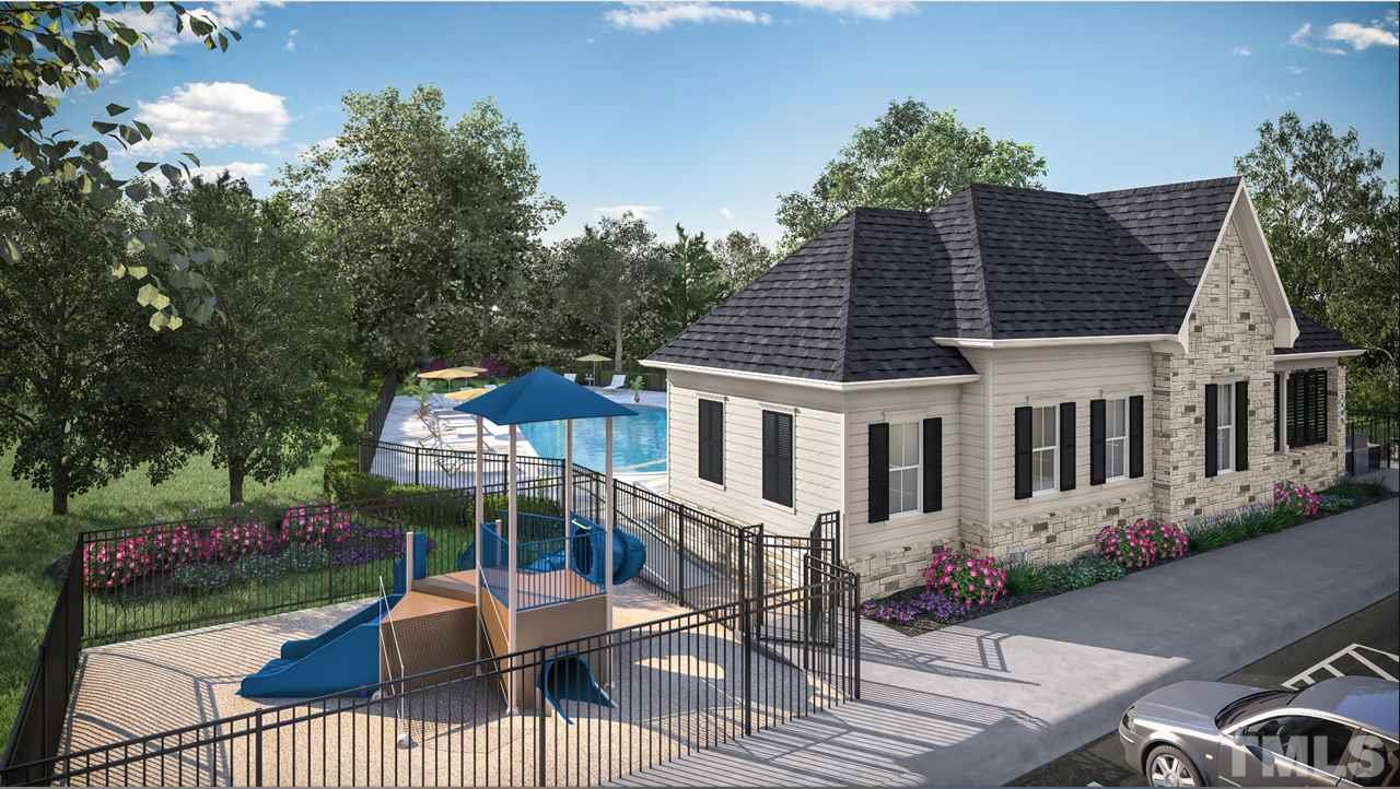 Cabana, tot lot, grilling area w/covered porch!