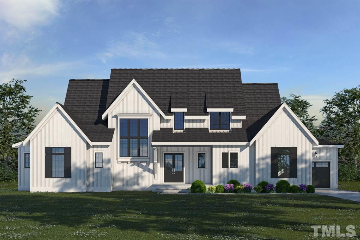 This Is The Next Home Being Offered In Hawthorne Park By Award Winning Builder: Raleigh Custom Homes.   Floor Plan Features the Master, A Guest Room and an Office All On The Main Floor.