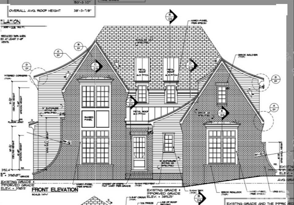 You Are Going To Love This 2020 Parade Home By Raleigh Custom Homes.  Expansive 1st floor Living includes a Master, An Office And A Guest Room all on the Main Floor.