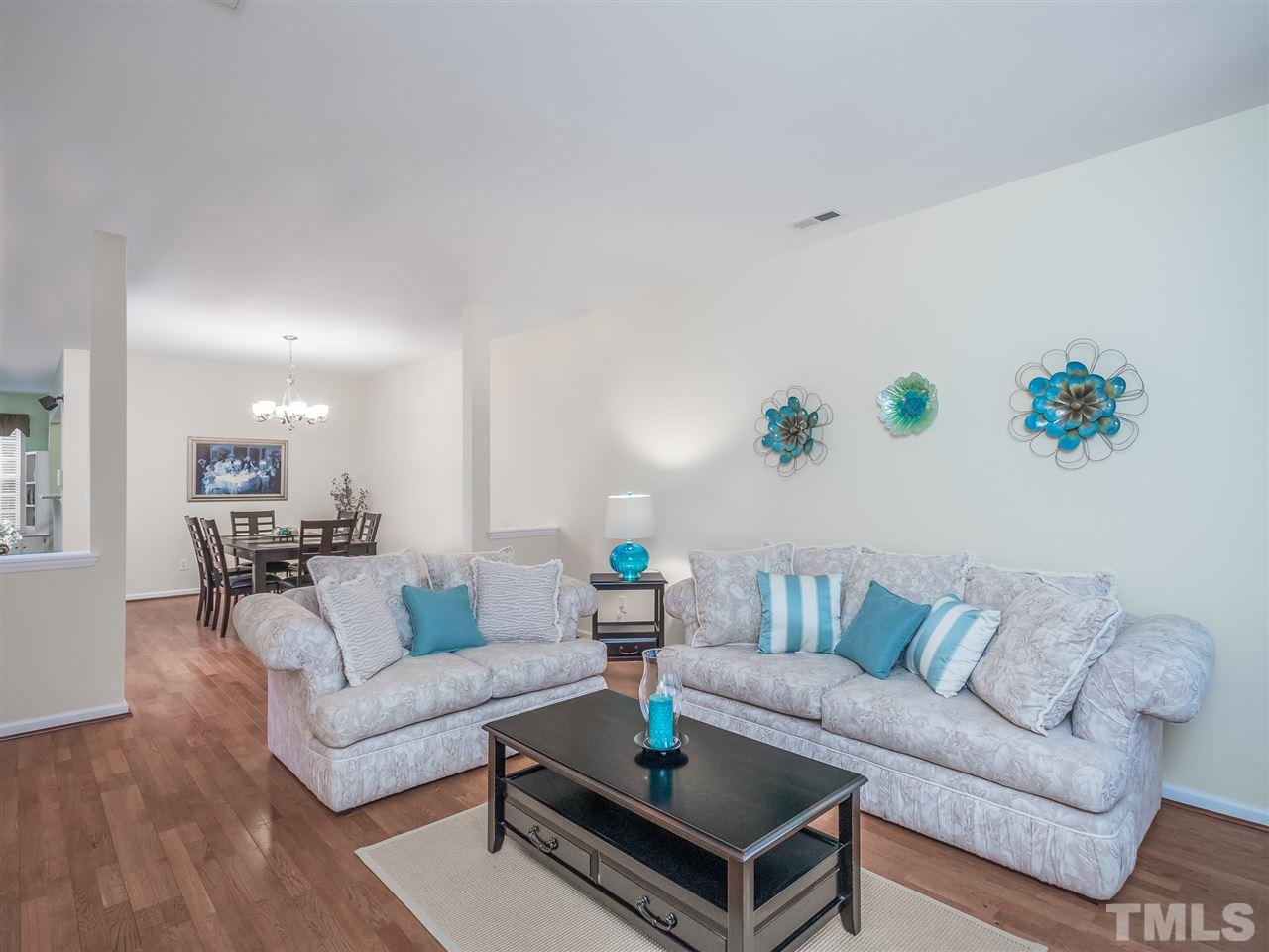 Spacious!!! That is one of the words to best describe this home! Living room and formal dining featured here!