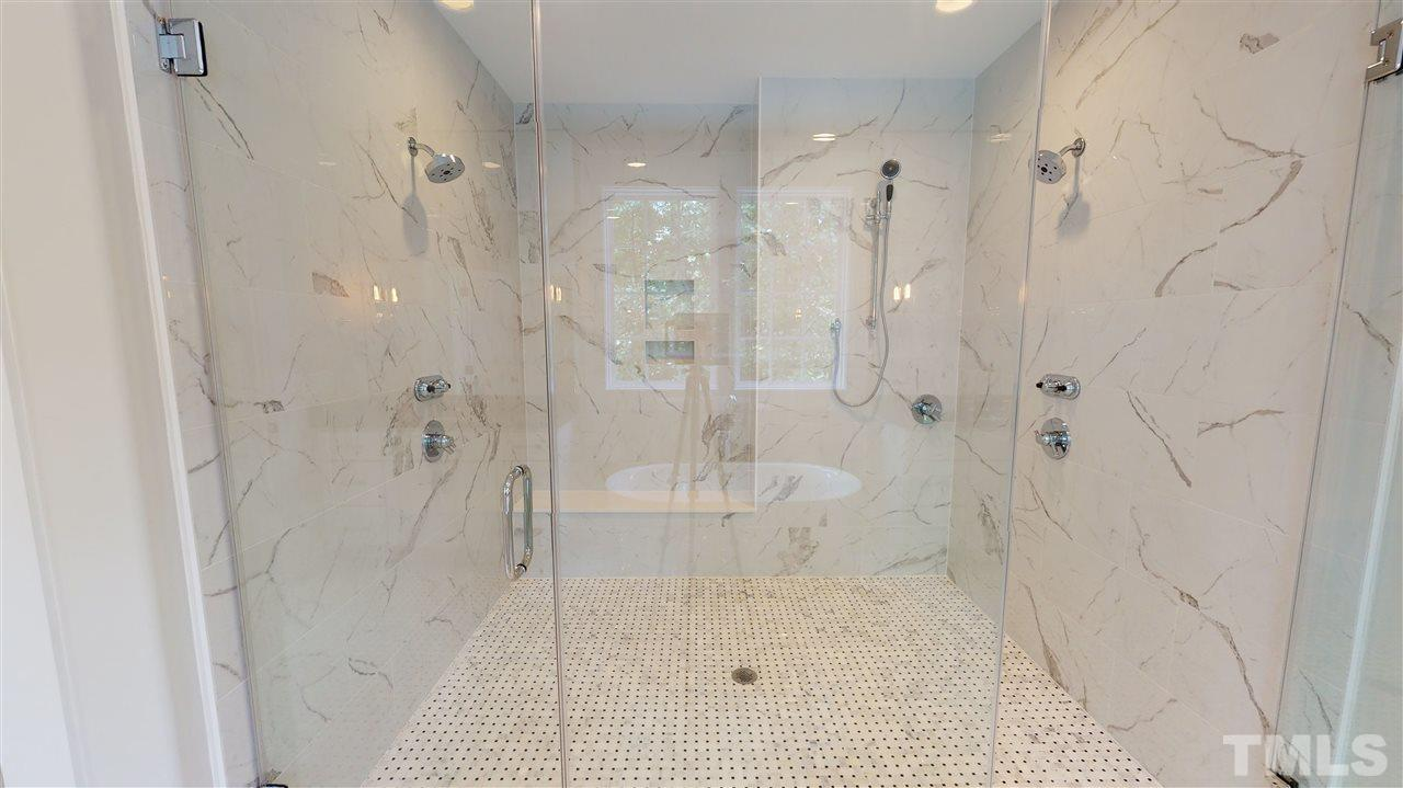 Sample Master Bathroom from a similar home by Exeter Building Co.