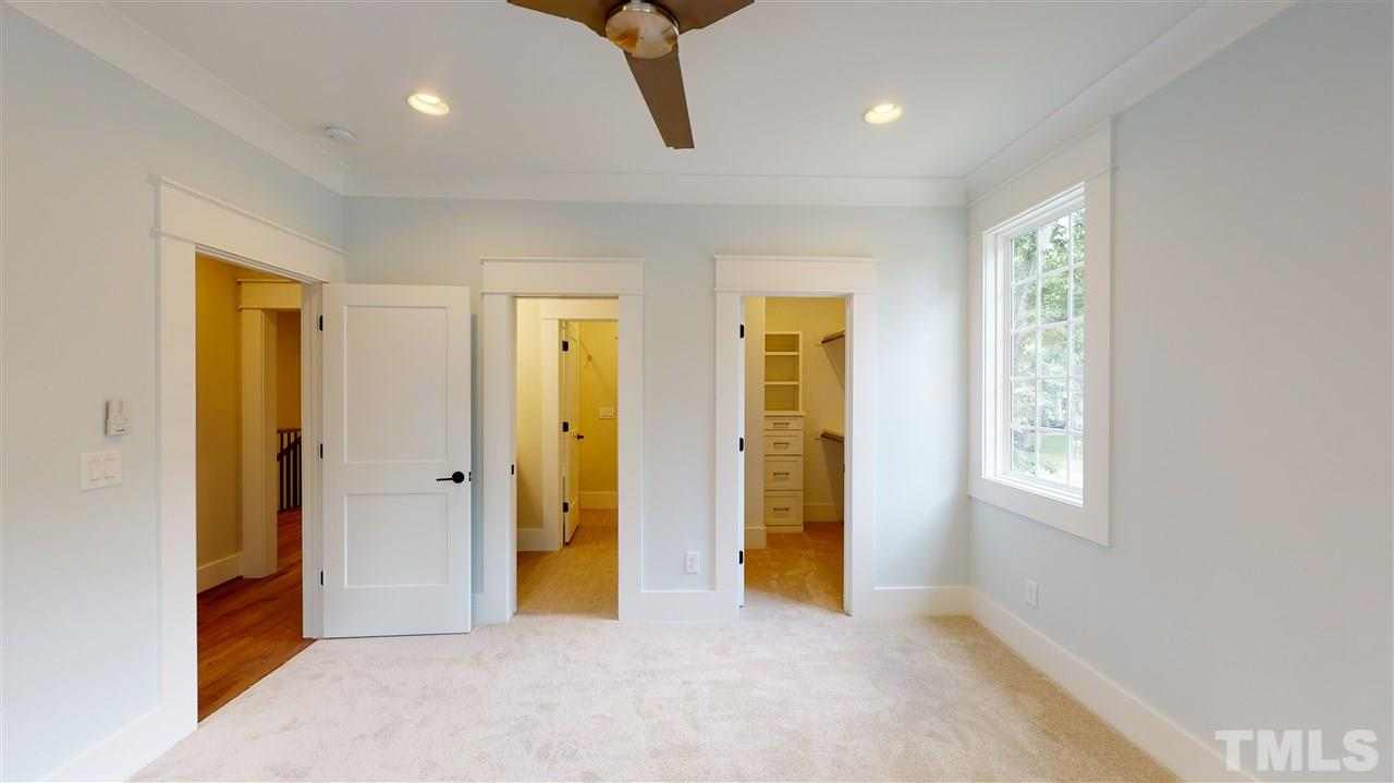 Sample Fourth Bedroom from a similar home by Exeter Building Co.