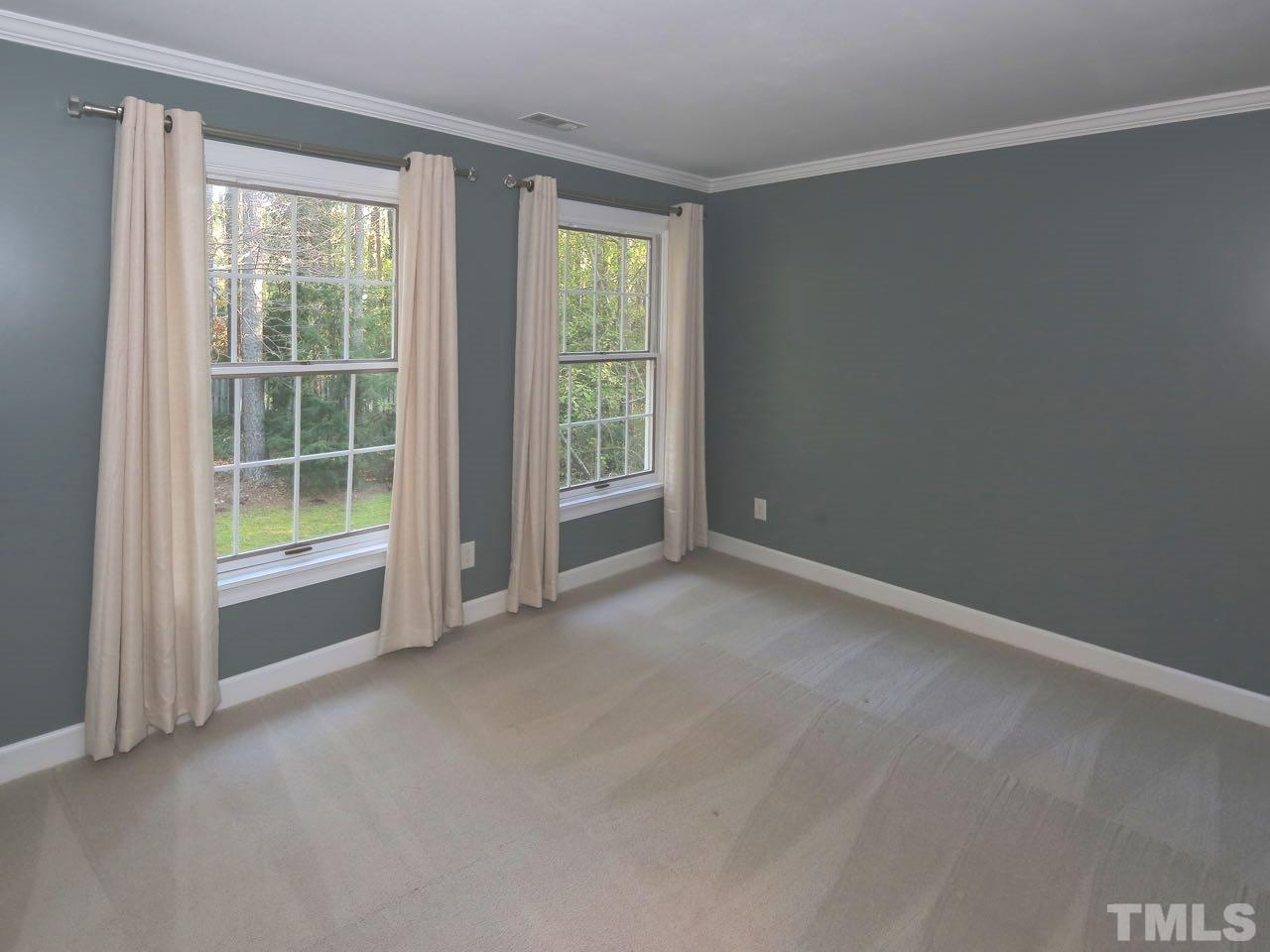 There are a total of 4 bedrooms and 2.5 bathrooms.