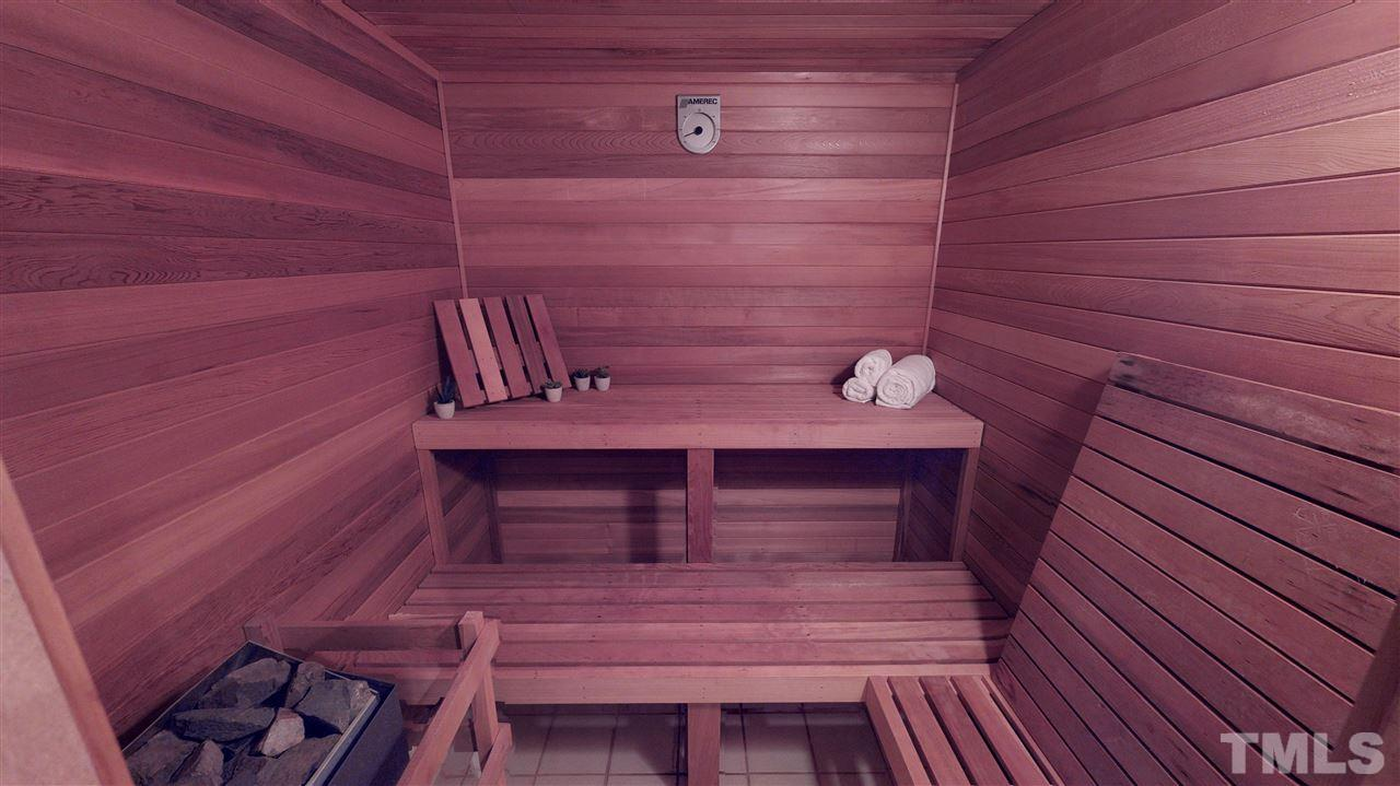 The radiant heat from this cedar lined Amerec sauna surrounds you and penetrates deeply into your joints, muscles and tissues increasing oxygen flow and circulation.