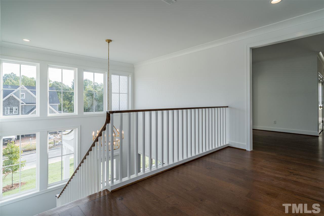 Stunning light/bright foyer and loft. Meditation/Yoga/study located off loft