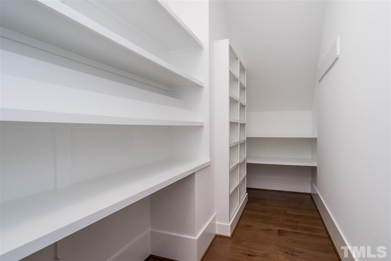 WOW! Take a look at the size of the pantry!