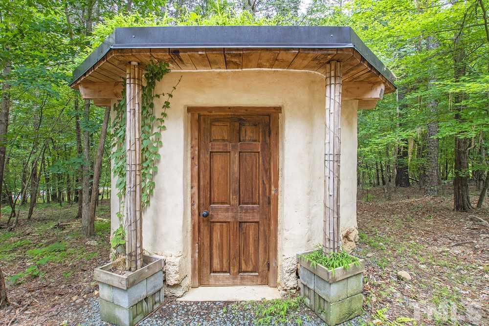 Enchanted Meditation Hut