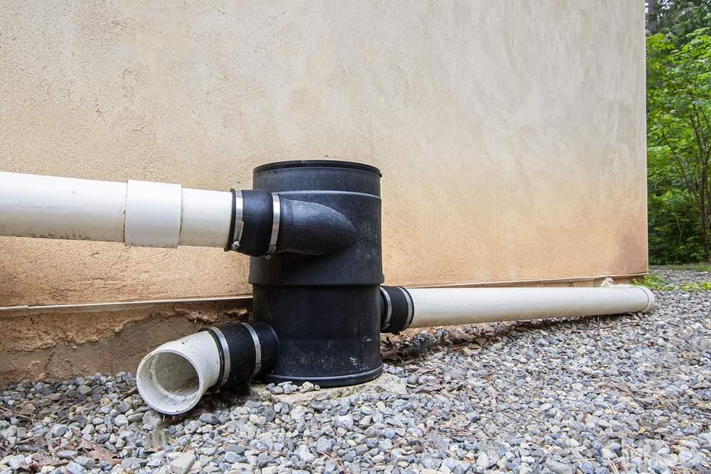 Rainwater Vortex Filtration System