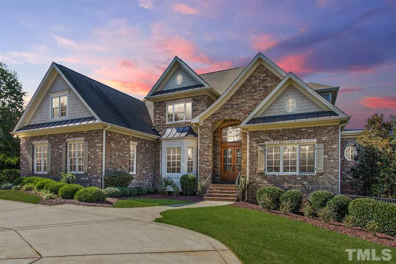 "Beautiful home in North Raleigh's desirable ""The Registry at Bailey Farm."""