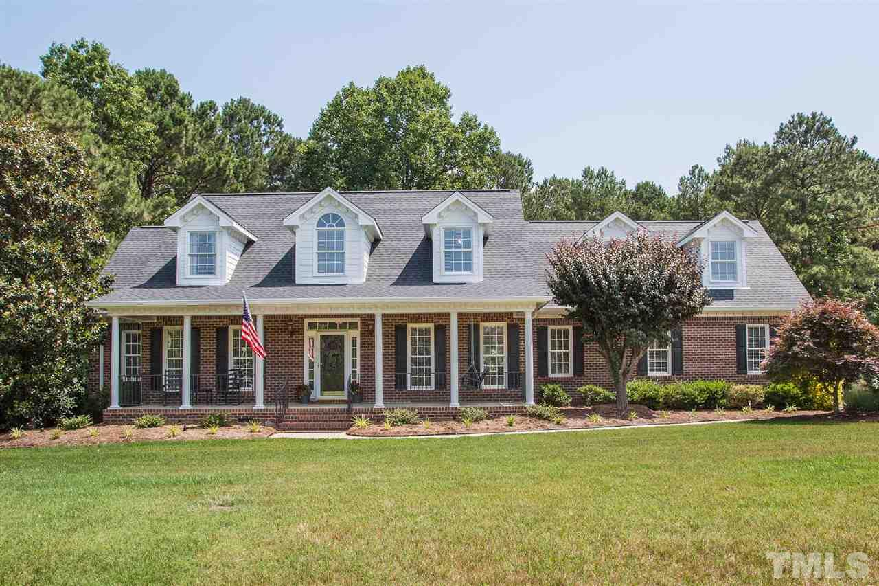 4945 Trotter Drive, Raleigh