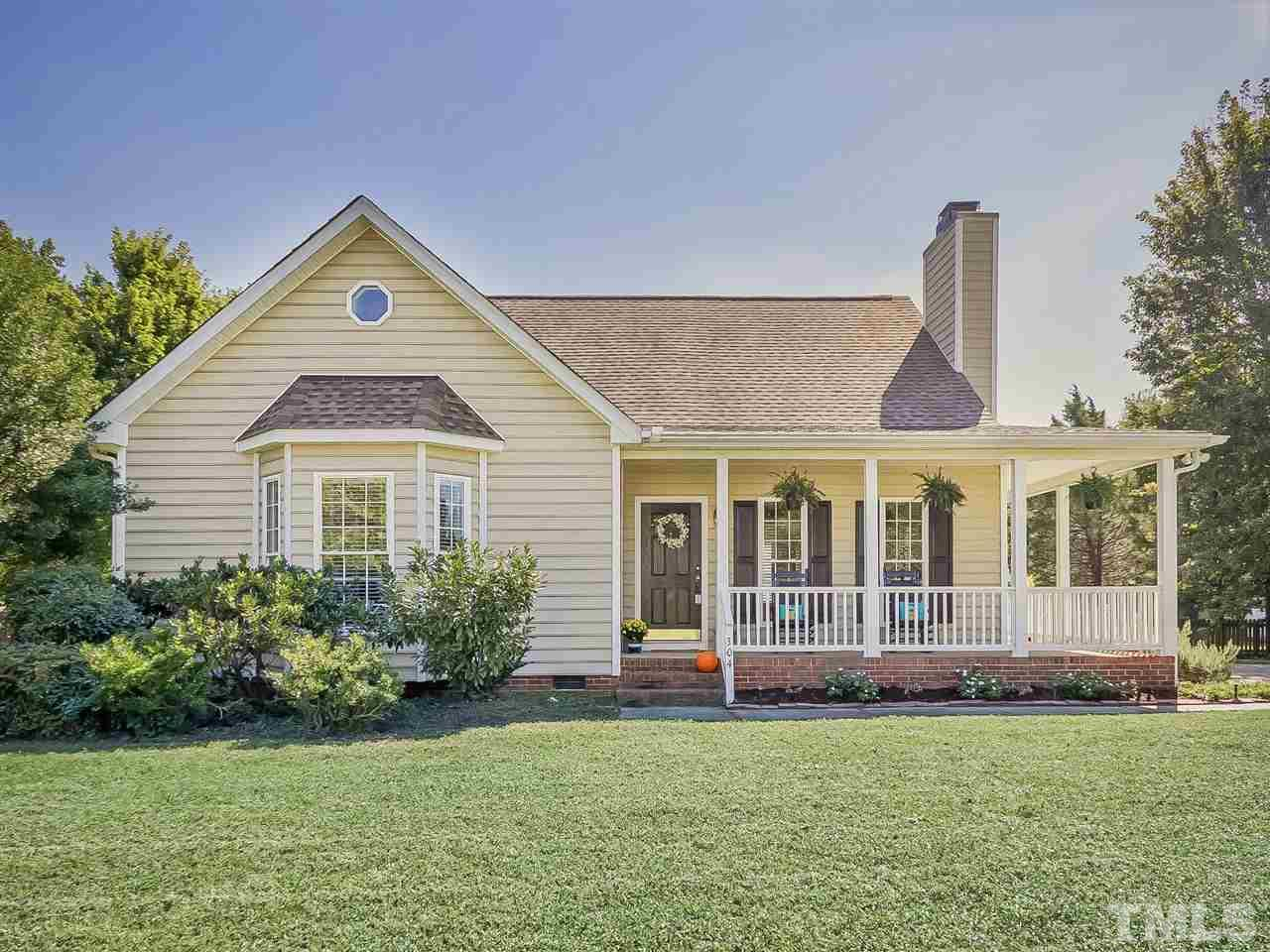 304 E Maple Avenue, Holly Springs