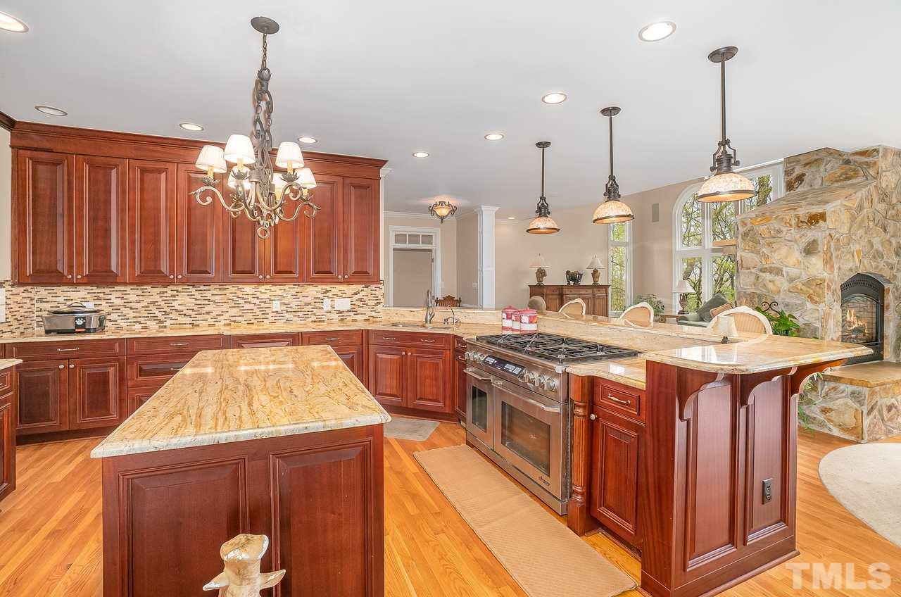 Wonderful spacious kitchen sure to please.